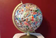 Postage Stamp Projects / by Angie Shepherd