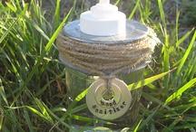 Mason Jar Ideas / by Cathy Little