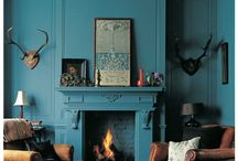 Mantel Inspiration / by Sara Leader