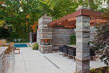 Beautiful Home - PATIO / BACKYARD