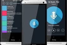 Online Radio Stations / Fancy and useful android radio app.