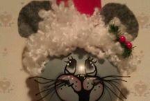 Decoratie kerst / Kerst