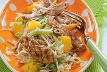 koolhydratarme salade