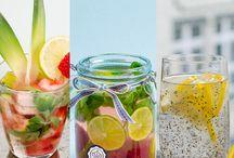 Smoothies/ Eistee / Wasser mit Geschmack