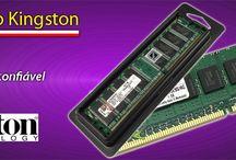 Memória Desktop Kingston