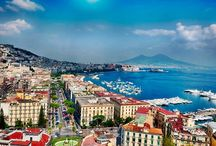 """Italy / """"See Naples and then you can die,"""" says an Italian proverb. The third largest city of Italy is full of charm, temperament, eroticism and art. For your bookings, check here: https://e-globaltravel.com/rome/"""