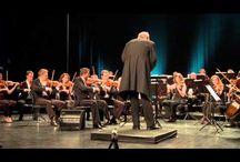 Orchestra videos PT / Vídeos de orquestras portuguesas