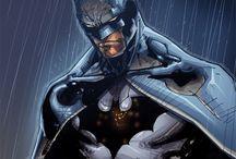 Batman Artwork, Apparel, Merchandise, Facts, & Memes / We carry officially licensed Batman merchandise, including t-shirts, hoodies, cufflinks, and more for Men, Women, Kids, Boys, Girls, Mom, Dad. http://www.dorkees.com/categories/collections/dc-comics/batman.html?sort=bestselling