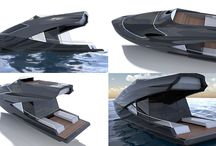 Yacht / designed by Impossible Productions Ink LLC New York