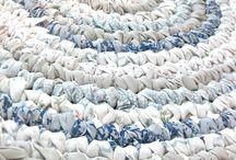 hackovany koberec