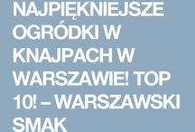 wakacje - Warszawa