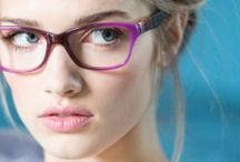 Cute Businesswomen Glasses