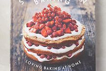 Cooking and Baking Books