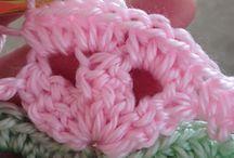 crochet stuff / by Samantha Butler Spencer