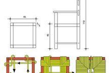 como hacer una silla patrón