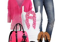 Polyvore and things to wear / by Sheila Attaway