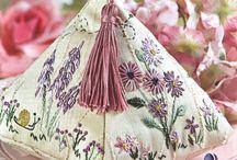 Вязание,вышивка
