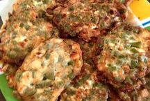 Tortitas de nopal