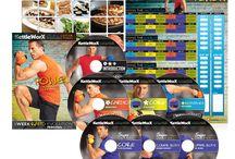 DVD's / KettleWorX Kettlebell Workout DVD's