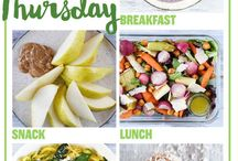Clean eating challenges