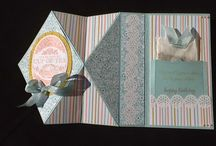 card-diamond fold card