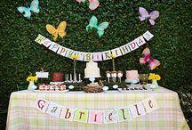 Party Ideas - Fairy Woodland