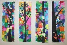 Art ideas / by cindy schmidt