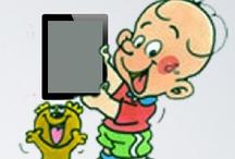 Peuter apps / Friese apps voor kinderen/ Fryske apps foar apps