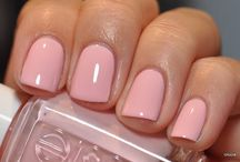 Nail It To The Wall, Essie / All about nail polish colors and nail care :)