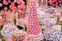 Festa paris decoracao