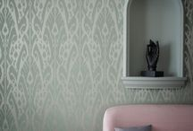 Jim Thompson / Not a workaholic or anything but these are all the beautiful products we have in our range of luxury home furnishing fabrics and wallpapers