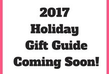 2017 Holiday Gift Guide / Holiday Gift Guides from simplemomreview.com