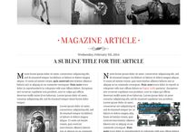 WEB - News & Magazines