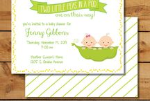 Twin Baby Shower Ideas