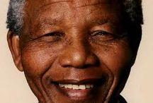 Nelson Mandela / my ultimate idol