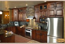 Full of Texture - Showplace Cabinets / Covington RSP Door Style
