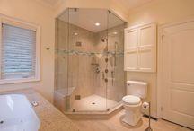 En-suite bathroom / foxglovedesign.ca