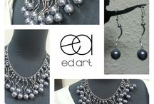 Jewelry - Necklaces / To bye, make myself or be inspired by. / by Inger Carlsson
