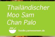 Asiatische Foodblogs / Deutschsprachige Foodblogs mit Rezepten aus Japan, Korea, Thailand, Myanmar, Viet Nam, Laos, Kambodscha, China, Malaysia, den Philippinen und Indonesien. Du bist Foodblogger, hast ein Faible für die Küchen Asiens und möchtest hier mitmachen? Dann schick eine E-Mail an foodie@yamwoonsen.de