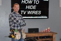Hide tv