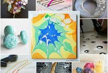 Nail Polish Arts and Crafts