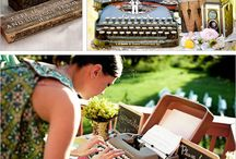 Wedding vintage ideias