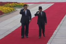 His Majesty Official Welcoming Ceremony in Honour of the State Visit