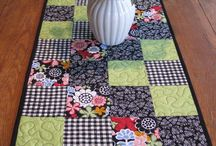 Table/bed runners / Bed/table runners