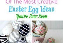 Egg Dying Inspiration