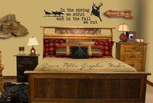 Hayden's Room Ideas / by Brittany Wren