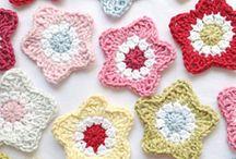 Crochet Motifs:  Miscellaneous / by Joan Nicholes
