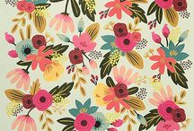 inspiration | pattern design