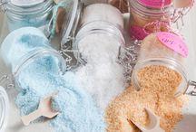 Bath salts recipes