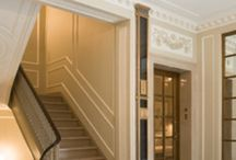 Art Deco Stairs/foyers